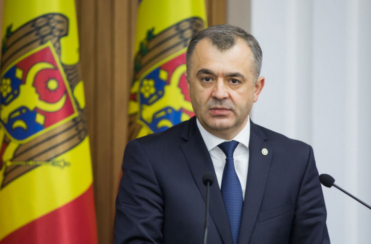 Заседание парламента Молдовы вновь сорвалось, премьер грозит уйти в отставку