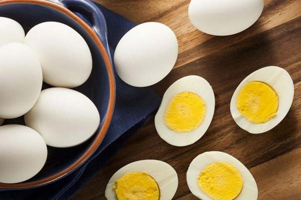 Доказана польза вареных яиц