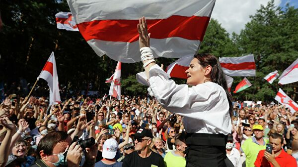 25 марта.Белорусская оппозиция назвала дату возобновления массовых протестов