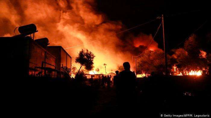 Euronews: в Западной Европе бушуют масштабные лесные пожары