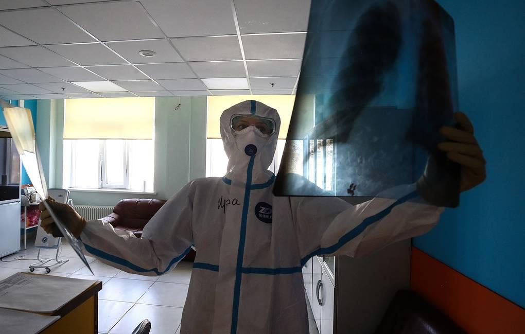 В Росcии представлен новый метод борьбы с коронавирусом