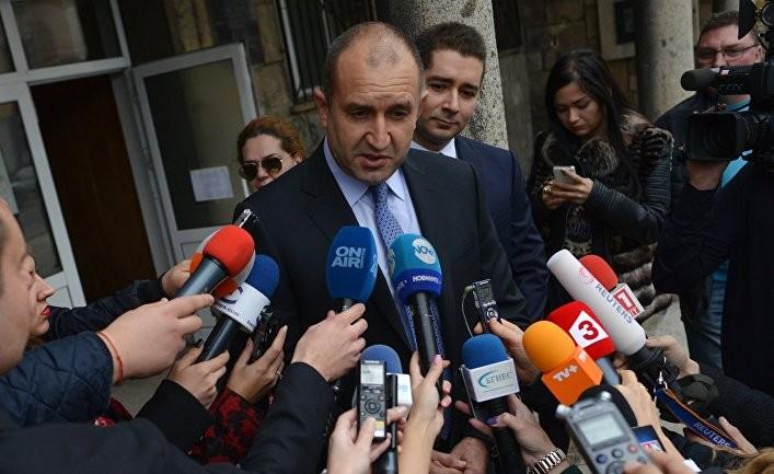 Болгария-президент