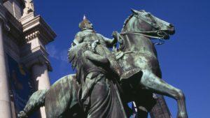 Пришла очередь Рузвельта: сносится памятник бывшему американскому президенту в Нью-Йорке