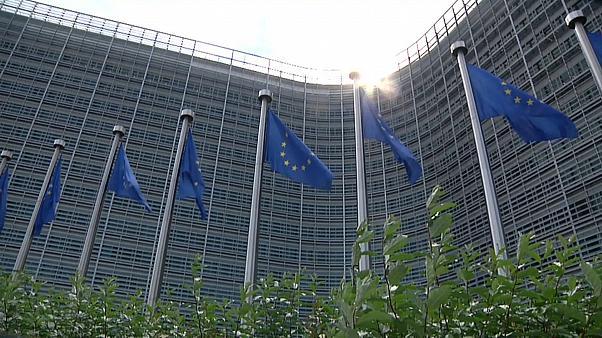 ВВП Евросоюза рухнул до рекордных значений
