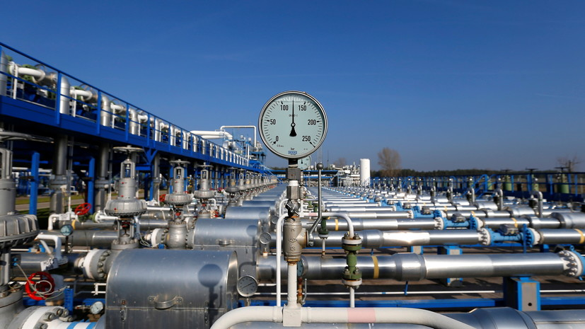 Financial Times: Молдавия попросила ЕС о чрезвычайных поставках газа через Румынию