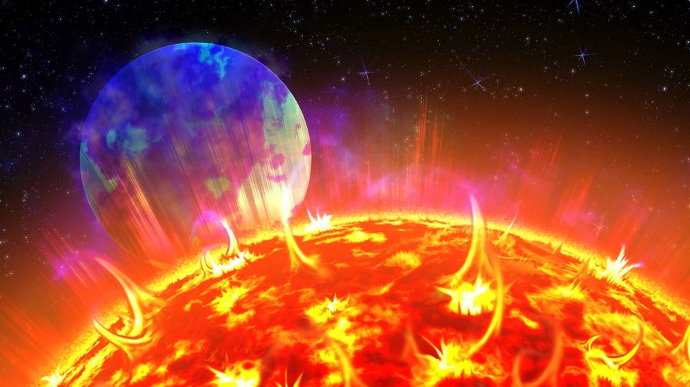 Изменчивость Солнца влияет на климат Земли