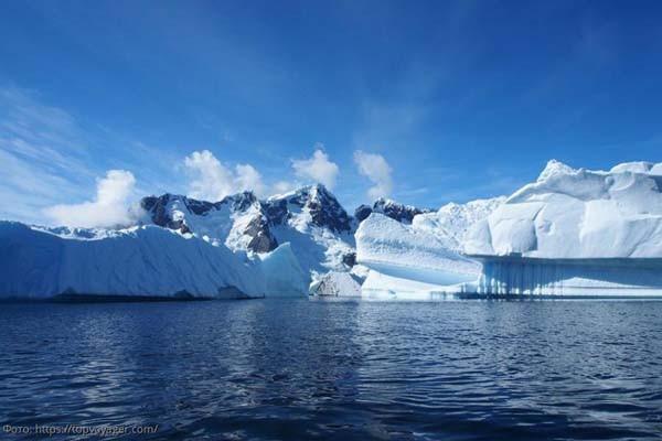 Что скрывается подо льдами Антарктиды