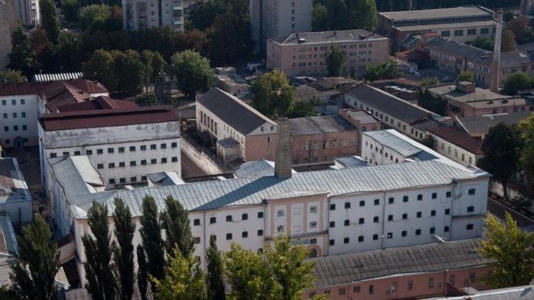 Тюрьма -Украина
