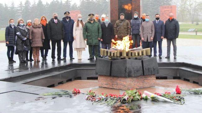 В Молдавии отметили День Неизвестного Солдата вместе с Россией