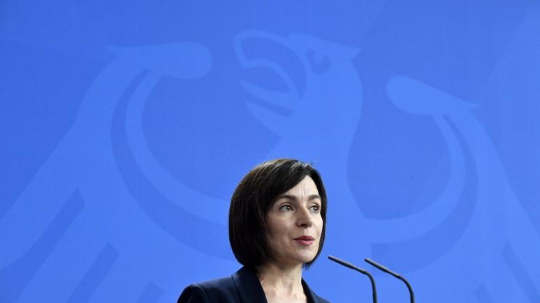 """Сближение с НАТО, чистка политического класса и """"белорусский сценарий"""": Евроньюс продвигает Майю Санду на президентских выборах"""