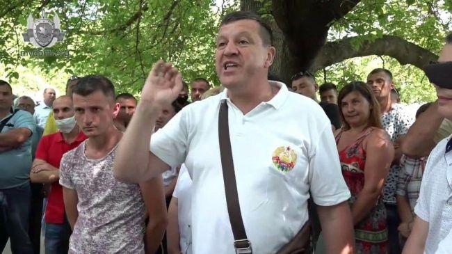 Кишинев требует освободить осужденного в Приднестровье оппозиционера
