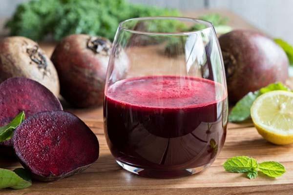 Свекольный сок обеспечивает здоровое старение организма