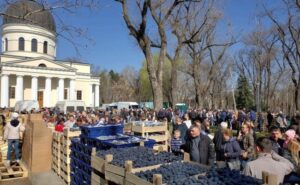 В Молдове разрешены массовые мероприятия несмотря на резкий рост числа заразившихся коронавирусом