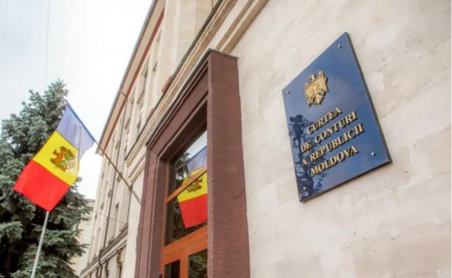 В Молдавии хакеры украли базу данных Счетной палаты