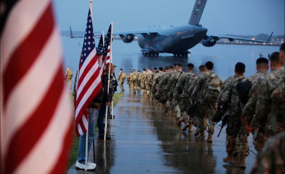 США военные