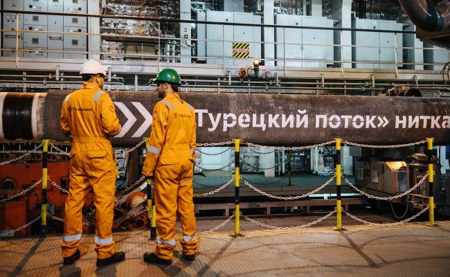 Румыния  теперь получает российский газ минуя Украину