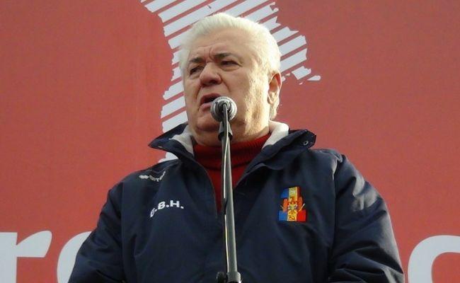 Экс-президент Молдавии с коммунистами возглавит «кишиневский майдан»