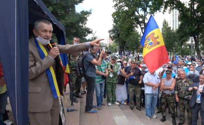 Молдавские комбатанты: Власти унизили ветеранов приднестровского конфликта