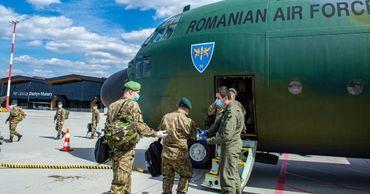 Румынская армия окажет гуманитарную помощь Молдове
