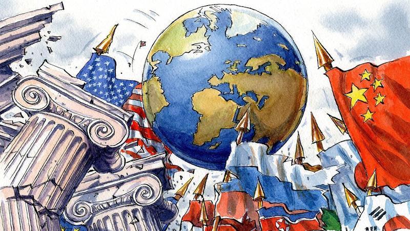 2020: Последняя битва западного гегемонизма