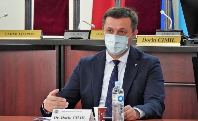ЦИК Молдавии сваливает ответственность за выборы на депутатов и кабмин