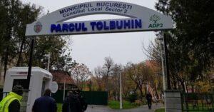 В Бухаресте потребовали переименовать парк имени маршала СССР Толбухина