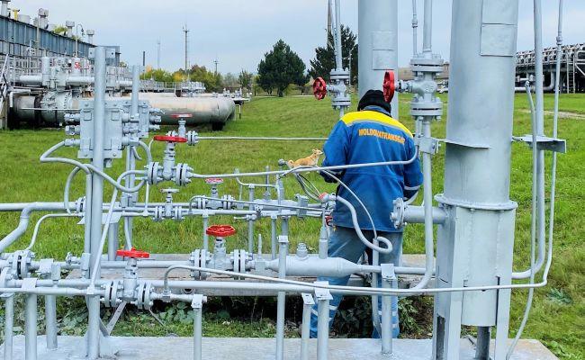 Молдавия меняет систему тарифов на транзит газа: в апреле он почти исчез
