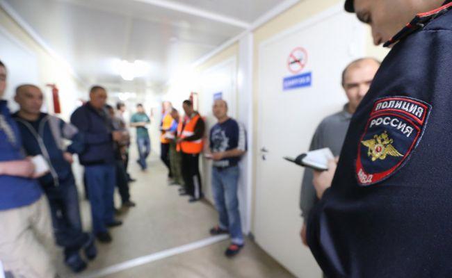 МВД России вводит единый электронный документ для мигрантов