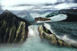 Исследователи заявили об обнаружении Ноева ковчега