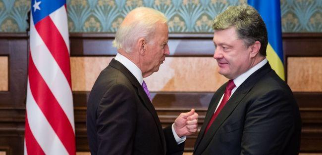 Два уголовных дела завели против Джо Байдена на Украине