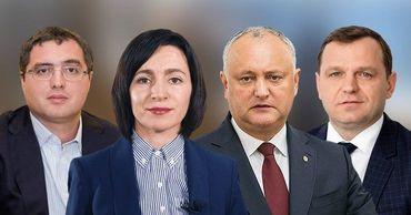 Молдова: на президентских выборах кандидаты будут бороться с политической смертью