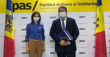 Даже Буратино действовал умнее: Майя Санду пожаловалась послу ЕС на ЦИК