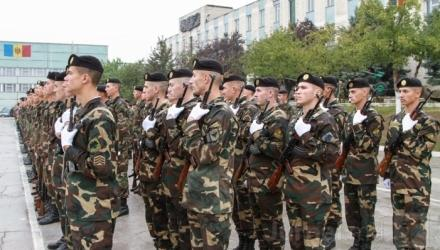 Молдавские военные примут участие в параде Победы в Москве