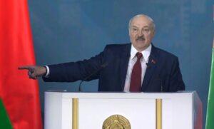 Лукашенко заявил о попытке организовать бойню в Минске