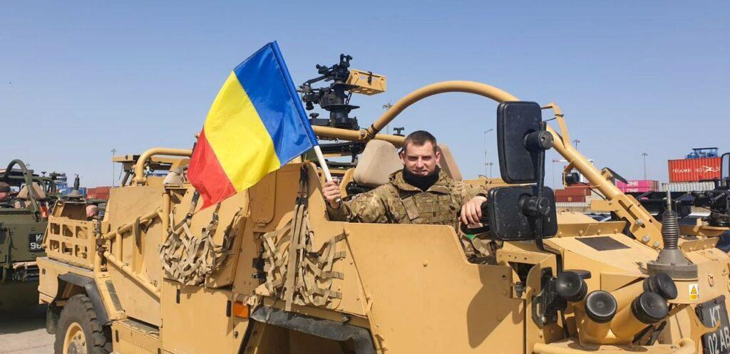 Молдавские военные участвуют в учениях НАТО в Румынии