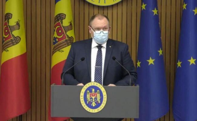 В Молдавии власть сняла ряд ковид-ограничений, признав их необоснованность
