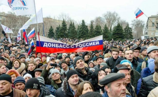 В Госдуме призвали присоединить к России ДНР и ЛНР — СМИ
