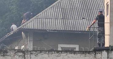 Массовые беспорядки в колонии на севере Молдовы