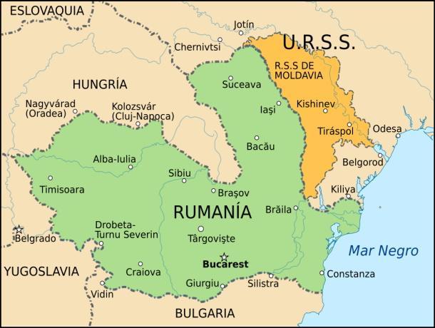 Историк: перед началом ВОВ Англия предлагала СССР захватить богатейшие регионы Румынии