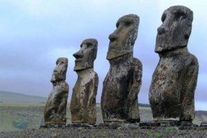 Кто создал каменных великанов острова Пасхи