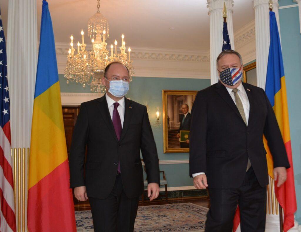 Только европейский путь: главы дипломатий США и Румынии обсудили будущее Молдовы в Вашингтоне