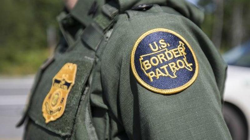 Пограничник США