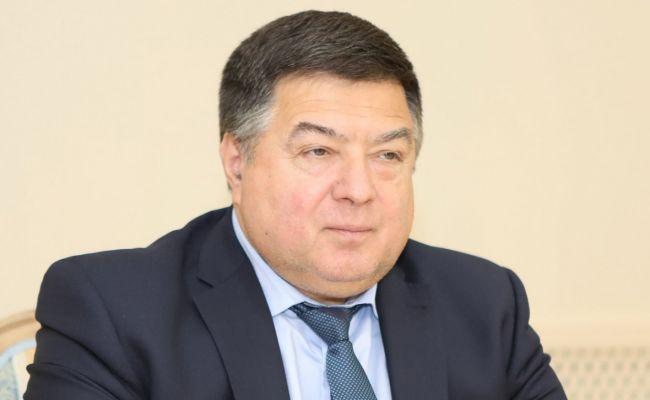 Зеленский снова отстранил главу Конституционного суда Украины
