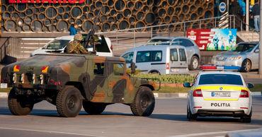 В Молдове за соблюдением мер защиты будут следить полиция и армия