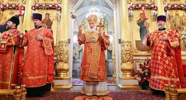 Патриарх Кирилл поздравил православных со Светлым Христовым Воскресением