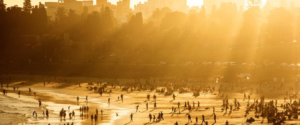"""На земле наблюдаются """"климатические  вспышки"""", превосходящие теоретический порог выживаемости человека"""
