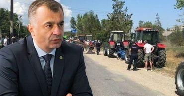 Ваши требования невыполнимы: премьер Молдовы ответил протестующим фермерам
