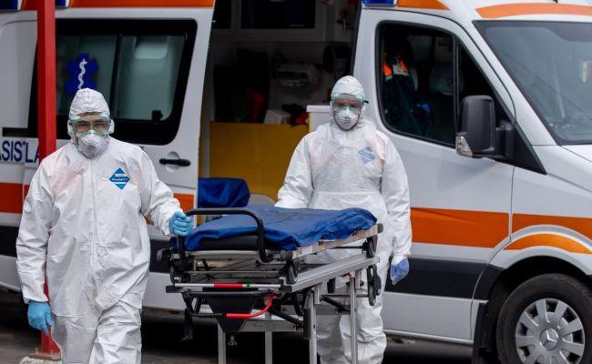 Минздрав Молдавии разбирается — от Covid-19 погибли вакцинированные люди