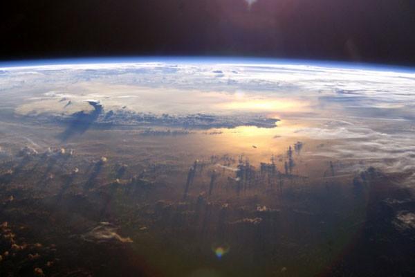 Атмосфера Земли насыщена микропластиком