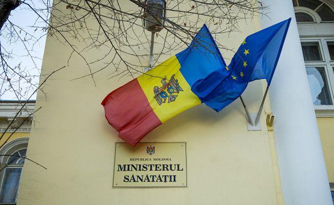 Молдавия готова вакцинироваться и ждет Pfizer — Минздрав